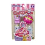 Cakepop Cuties - SQUISHY FOAM CUTIES - 3 Pack - Set 2  NEW